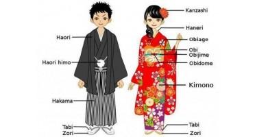 Национальная одежда японцев.